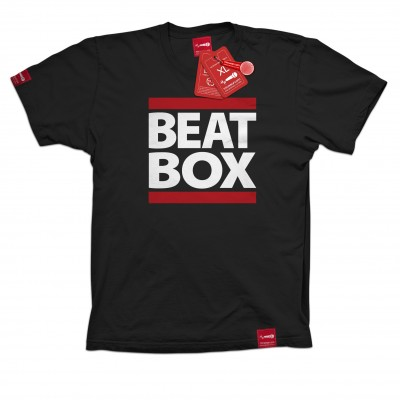 Beatbox RunDMC t-shirt