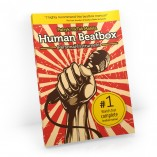 cover of printed beatbox book