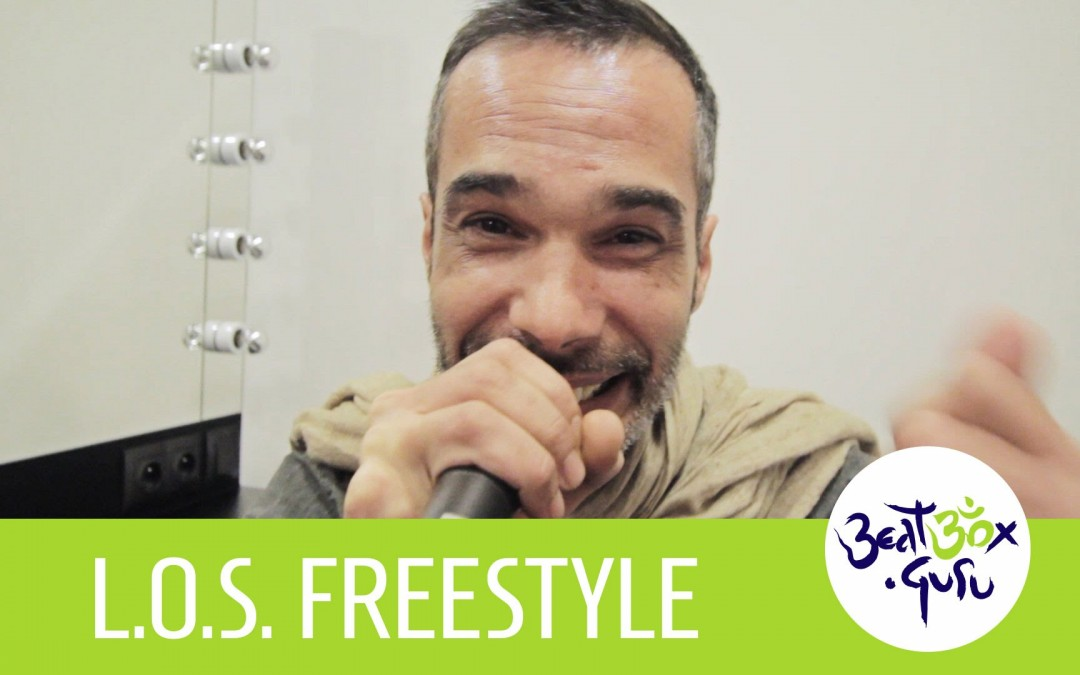 L.O.S. beatbox freestyle