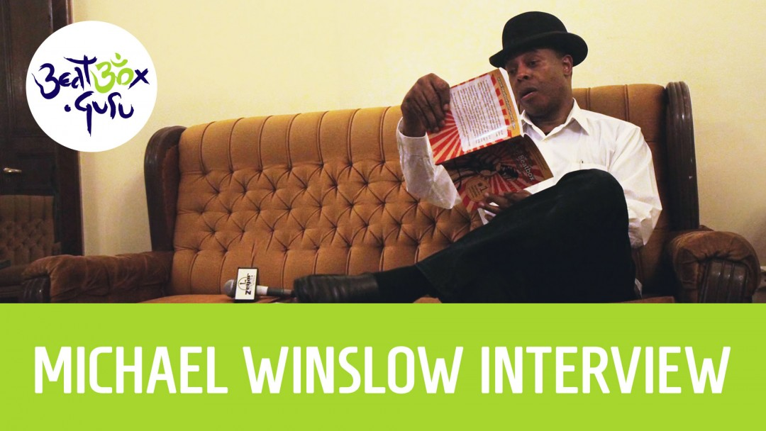 Michael Winslow interview 2014